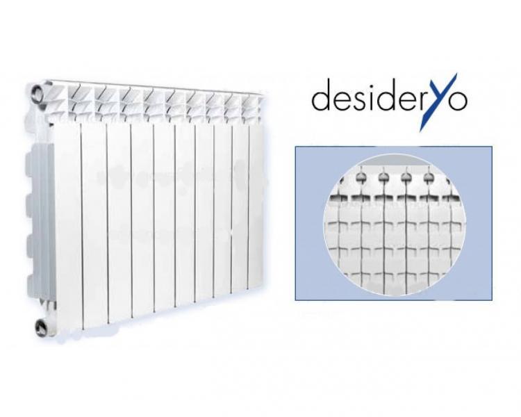 Алюминиевые радиаторыNova Florida Desideryo B3, B4 500/100 16 Atm