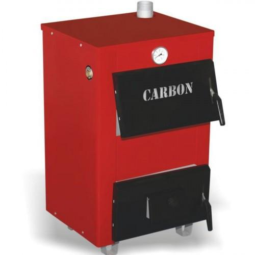 Фото Котлы отопления, Котлы твердотопливные, Твердотопливные котлы Carbon Котел твердотопливный Carbon КСТО-18 New