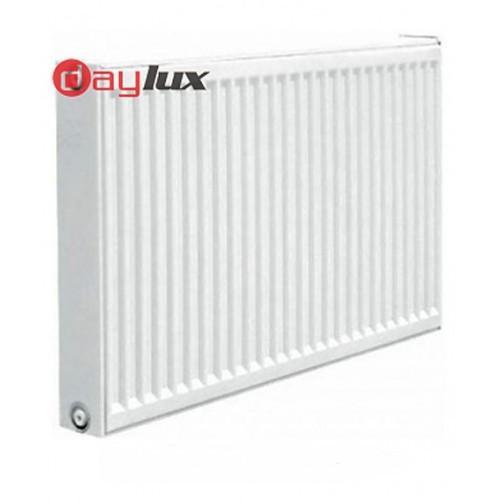Радиатор стальной DayLux 22 тип 500*500, боковое подключение