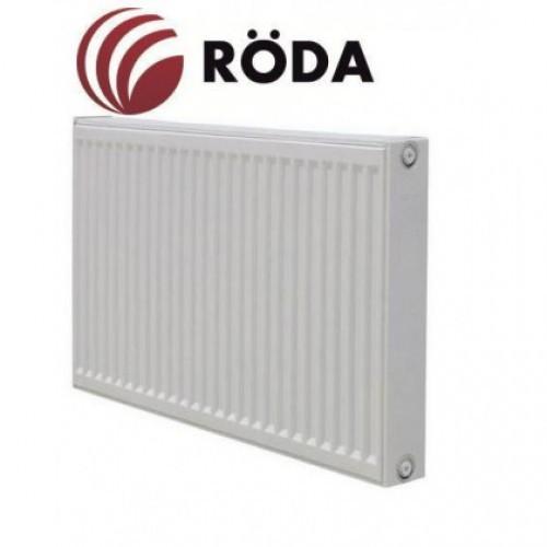 Фото Радиаторы отопления, Стальные радиаторы, Стальные радиаторы панельного типа Roda Радиатор стальной Roda RSR 22 500*1000