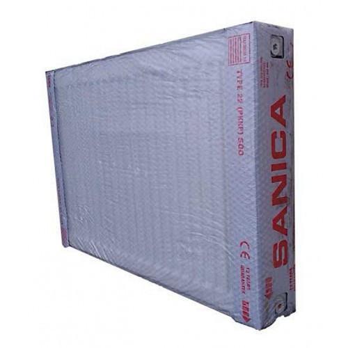 Стальной панельный радиатор Sanica vk 22 500?1600