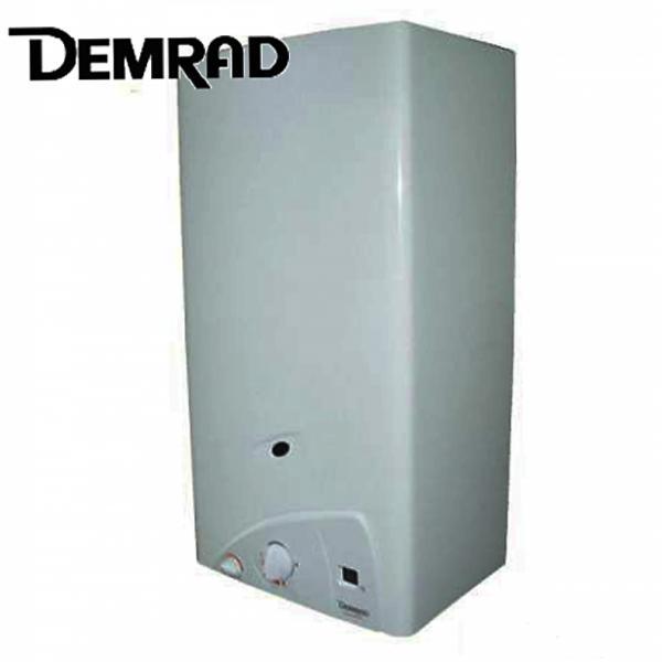 Газовая колонка Demrad С 275 SEI LED (автомат, батарейки)