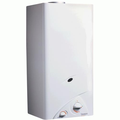 Фото Колонки газовые, Дымоходные колонки Газовая колонка Demrad С 275 S (полуавтомат)