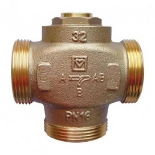 HERZ-TEPLOMIX DN 32 трехходовой термосмесительный клапан с отключаемым байпассом