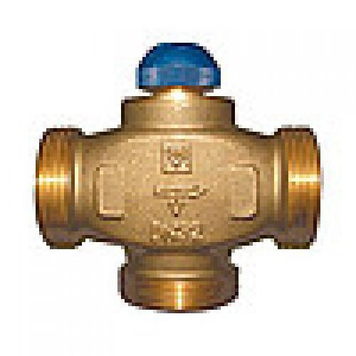 Клапан трехходовой HERZ CALIS-TS-RD 32 (1776141) распределение потоков до 100%