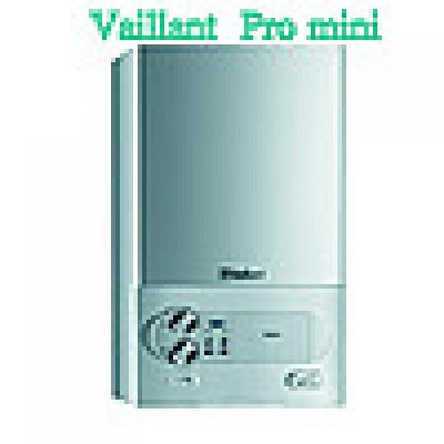 Газовый настенный котел Vaillant turboTEC pro VUW INT 242-3 M H   (Pro mini) + компл. дым