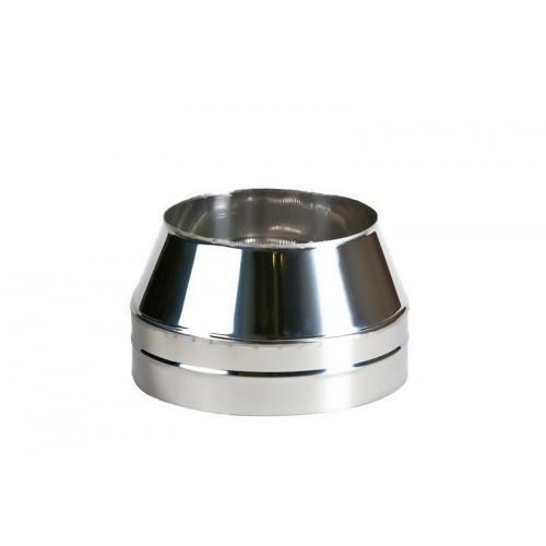 Конус- термо (окончание) из нержавеющей стали d 160/220