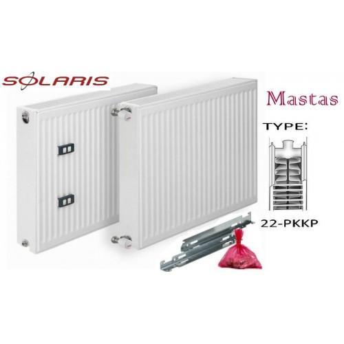 Панельные радиаторы Solaris тип 22 PKKP 500*1500