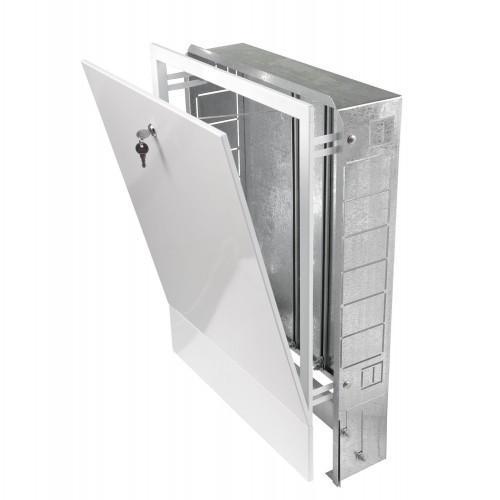 Шкаф коллекторный встроенный ШКВ -04 (SGP-4)