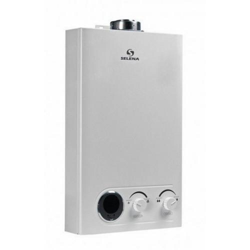 Газовая колонка SELENA SWH 20 SE 3 (турбо с дисплеем, 10л в мин., автомат)