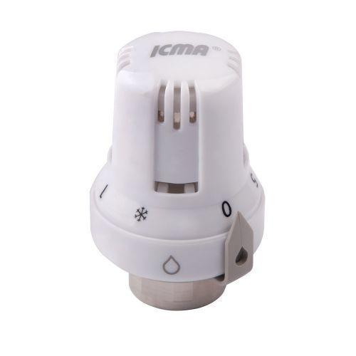 Термостатическая головка 28х1,5 (0-28 °С) ICMA арт.986