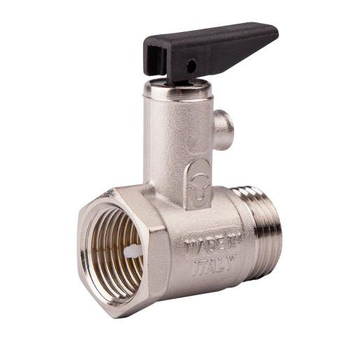 Предохранительный клапан для водонагревателя 1/2' ICMA арт.GS09