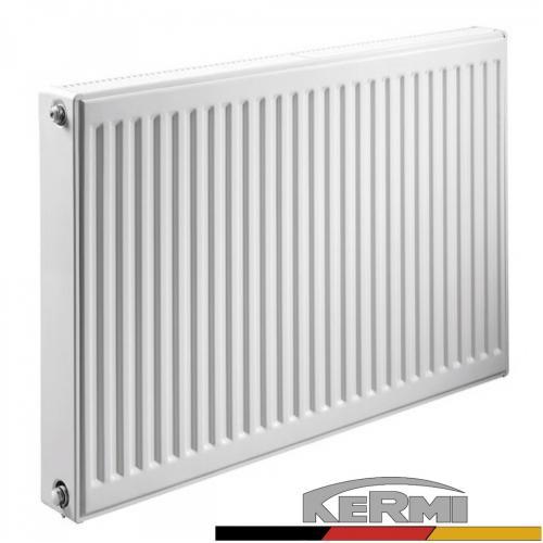 Стальной панельный радиатор Kermi FKO 11 500x700 боковое подключение