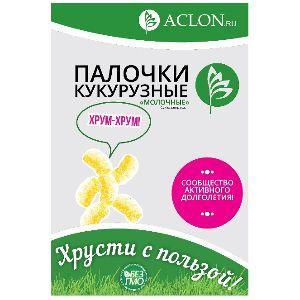 """Кукурузные палочки """"Молочные"""" с Флуревитами"""