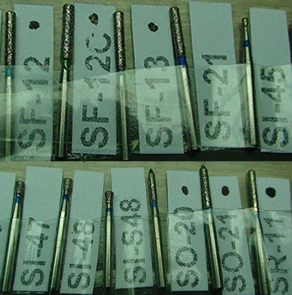 Бор алмазный SF-12 SF-12C SF-13 SF-21 SI-45 SI-47 SI-48 SI-S48 SO-20 SO-21 SR-11