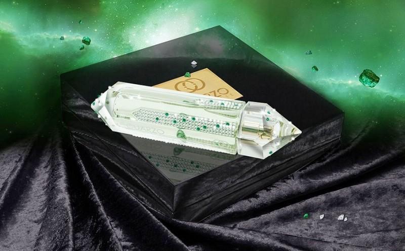 Cuarzo The Circle Emerald Swarovski Edition edp 75 ml. унисекс ( виалка в подарок )