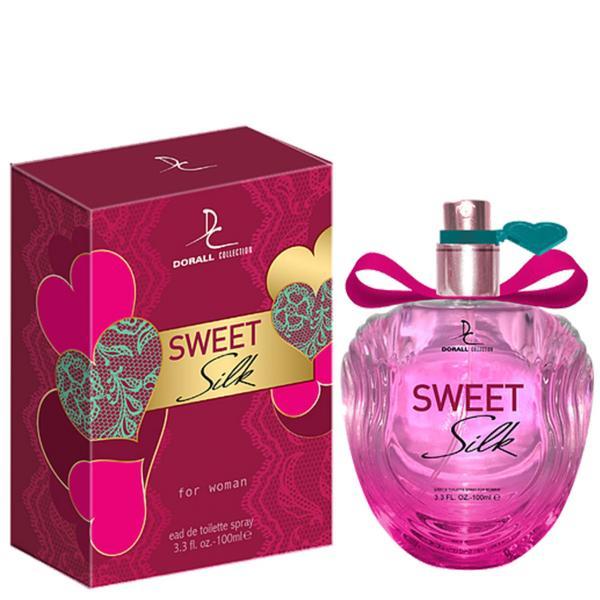 Dorall Collection Sweet Silk edt 100 ml. женский