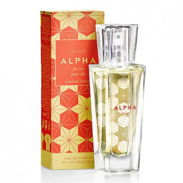 Парфюмерная вода Avon Alpha (30 мл)