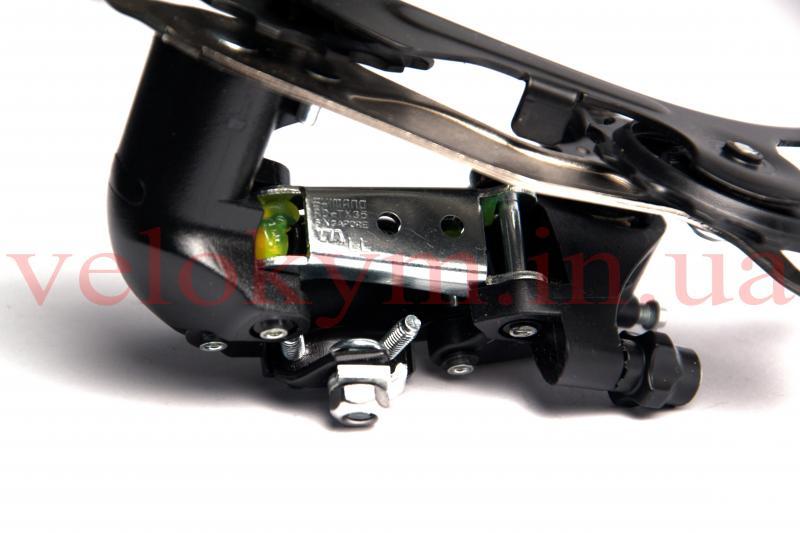 Фото ТРАНСМІСІЯ, Перекидки задні, передні, задні перекидки швидкостей Перемикач задній Shimano Tourney RD-TX35