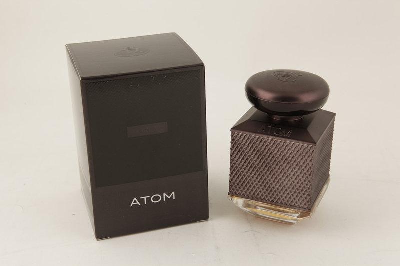 Fragrance World Atom Grey edp 100 ml. мужской