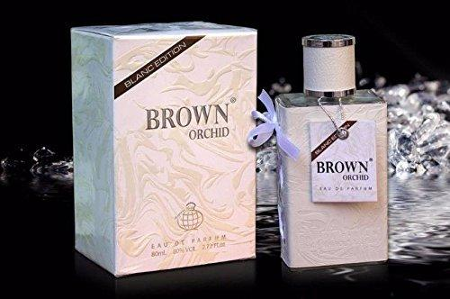 Fragrance World Brown Orchid Blanc Edition ( аналог Creed Silver Mountain ) edp 80 ml. унисекс