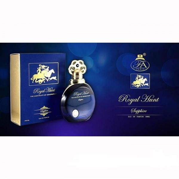 Fragrance World Royal Hunt Sapphire edp 100 ml. унисекс