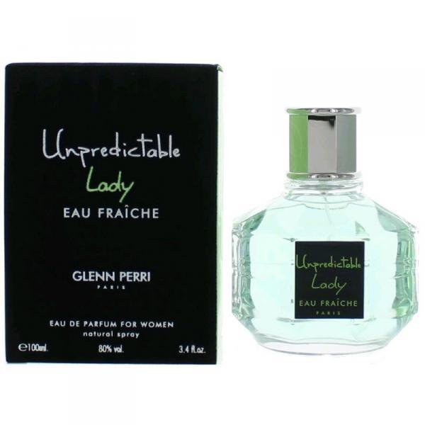 Glenn Perri Unpredictable Lady Eau Fraiche edp 100 ml. женский