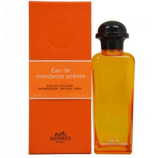 Hermes Eau de Mandarine Ambree edc 200 ml. унисекс ( ТЕСТЕР )