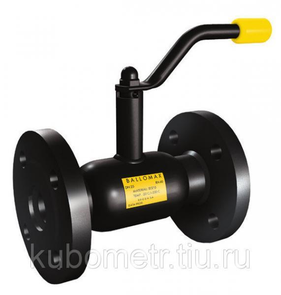 Шаровый кран Broen Ballomax КШТ 60.003.125