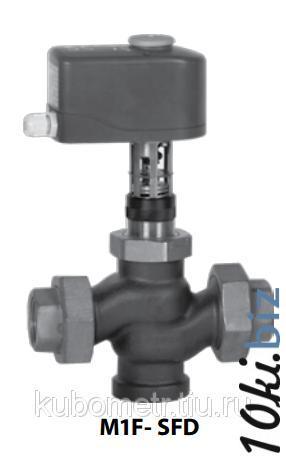 Клапан регулирующий Broen Clorius M1F-SFD односедельчатый сбалансированный, DN 15-50  купить в Астане - Клапаны с ценами и фото