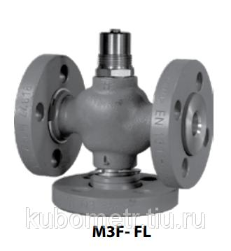 Регулирующий клапан Clorius M3F-FL