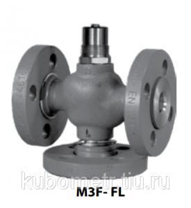 Фото  Регулирующий клапан Clorius M3F-FL