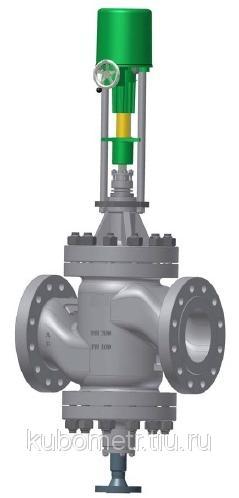 Редукционно-охладительная установка (РОУ) MV 5351, 5451 и PV6351, 6451