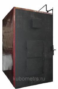 Фото  Газогенераторный твердотопливный котел Буржуй-К Т-800