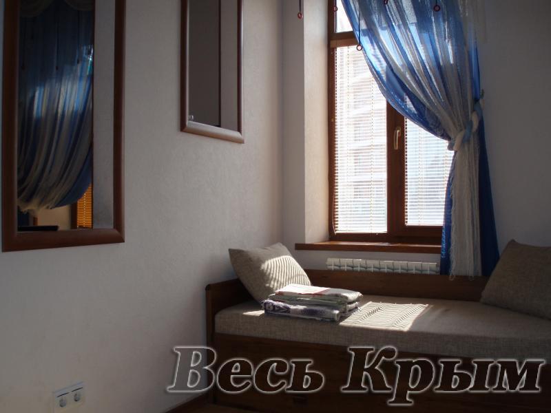 40 Аренда Ялта: 1 комнатные   апартаменты ( с маленькой комнатой  ) Фонтанная рядом с Набережной  Жилье для отдыха в Крыму
