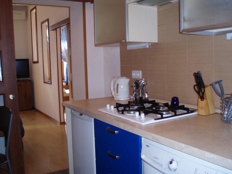 Фото  40 Аренда Ялта: 1 комнатные   апартаменты ( с маленькой комнатой  ) Фонтанная рядом с Набережной