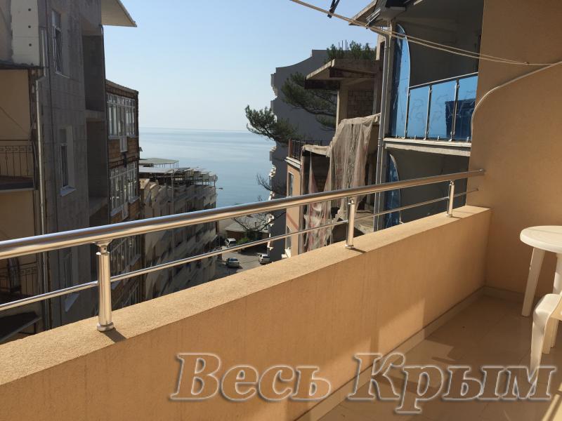 21  Аренда эллинга  на берегу моря 4 эт ( Светлана Ч ) в г. Ялта  пгт Отрадное Жилье для отдыха в Крыму