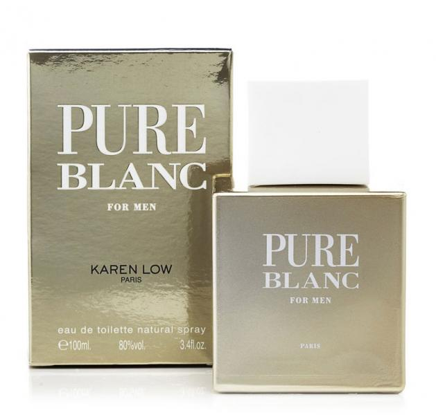 Karen Low Pure Blanc edt 100 ml. мужской