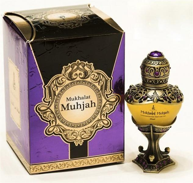 Khalis Mukhallat Muhjah Парфюмированное масло 35 ml. унисекс