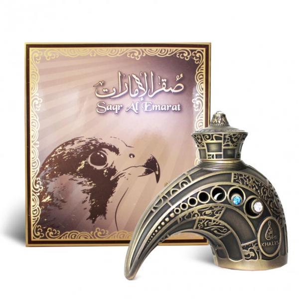 Khalis Saqr Al Emarat Парфюмированное масло 20 ml. унисекс