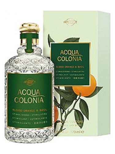 Maurer & Wirtz 4711 Acqua Colonia Blood Orange & Basil edc 50 ml. унисекс ПРЕДЗАКАЗ
