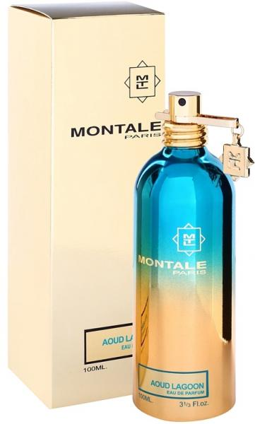 Montale Aoud Lagoon edp 100 ml. унисекс ( ТЕСТЕР )