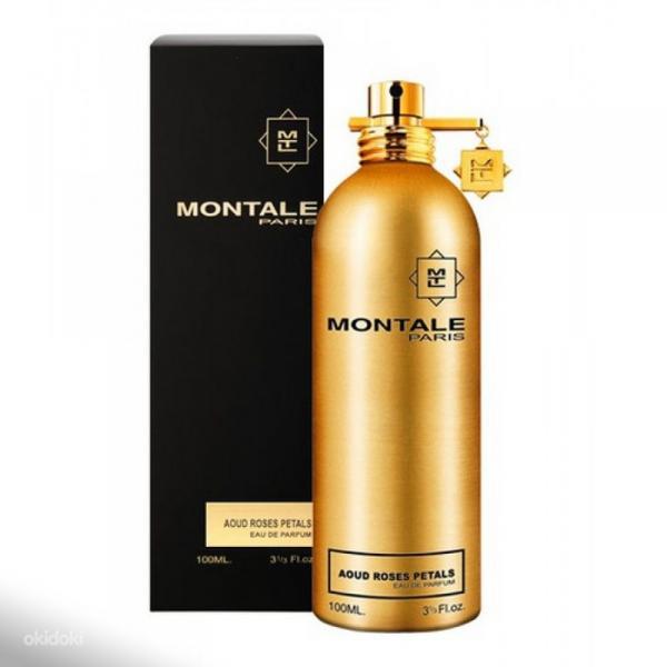 Montale Aoud Roses Petals edp 100 ml. унисекс