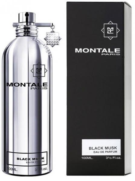 Montale Black Musk edp 50 ml. унисекс