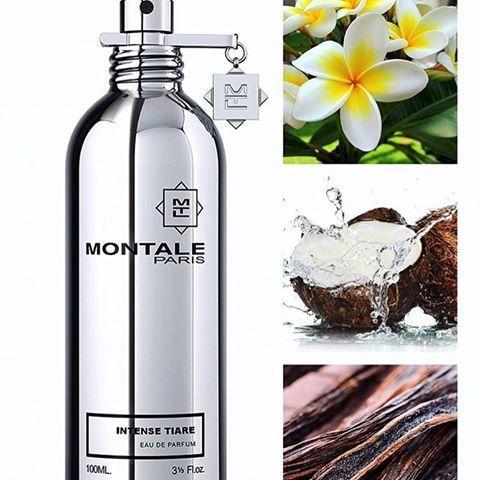 Montale Intense Tiare edp 100 ml. унисекс