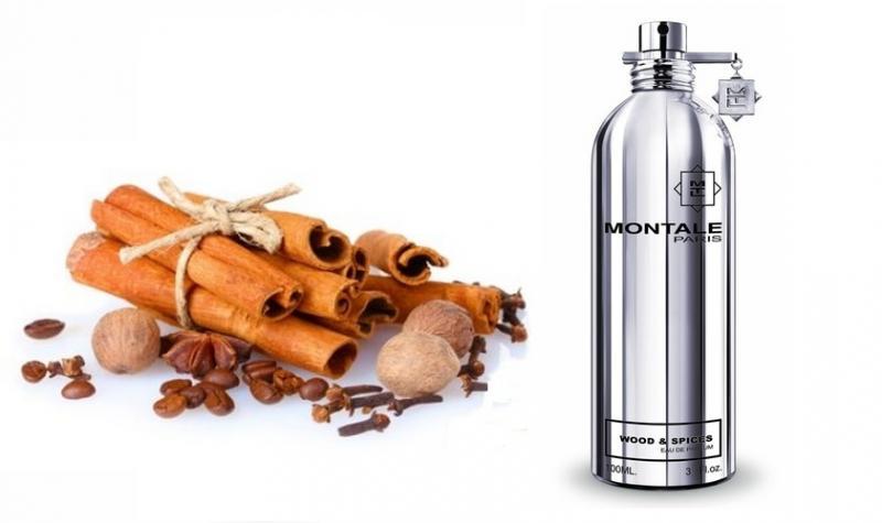 Montale Wood & Spices edp 50 ml. унисекс