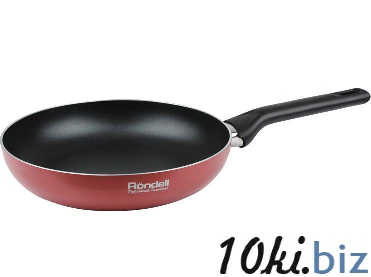 Сковорода Rondell Koralle Ø28см с антипригарным покрытием Daikin купить в Виннице - Сковородки, сотейники, жаровни с ценами и фото