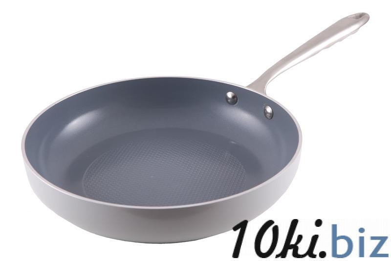 Сковорода Fissman Crystal Ø24см с антипригарным покрытием и индукционным дном купить в Виннице - Сковородки, сотейники, жаровни с ценами и фото
