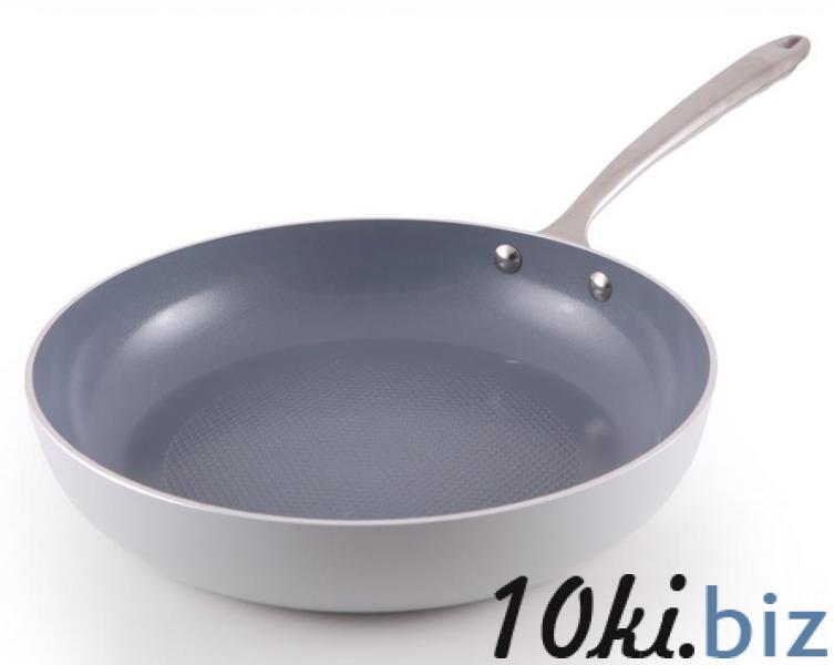 Сковорода Fissman Crystal Ø26см с антипригарным покрытием и индукционным дном купить в Виннице - Сковородки, сотейники, жаровни с ценами и фото