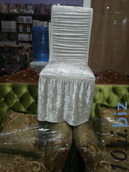 Чехол резинка велюр на стулья Комплекты мягкой мебели в Казахстане